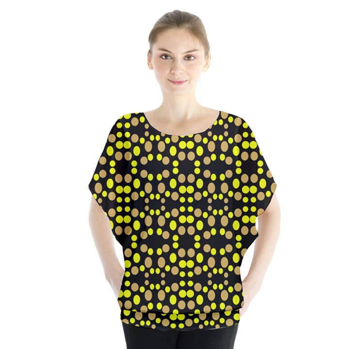 Yellow Blouse Patterns 31