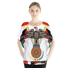 Coat of Arms of Jordan Blouse