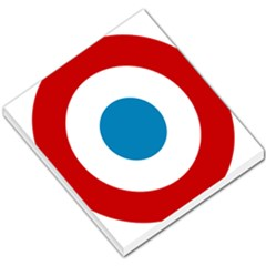 Roundel Of The French Air Force  Small Memo Pads
