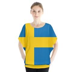 Flag Of Sweden Blouse