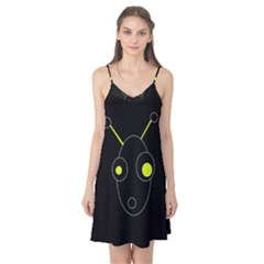 Yellow alien Camis Nightgown