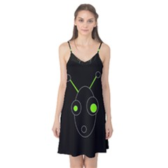 Green alien Camis Nightgown