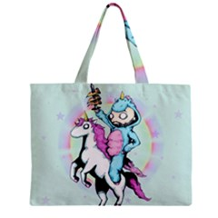 LVB Majestic Steed Zipper Mini Tote Bag