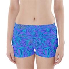 Purpleslush Boyleg Bikini Wrap Bottoms