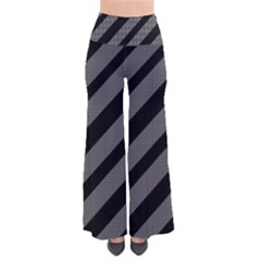 Black and gray lines Pants