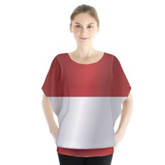 Flag Of Indonesia Blouse