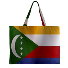 Flag Of Comoros Zipper Mini Tote Bag
