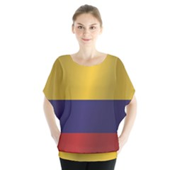 Flag Of Colombia Blouse