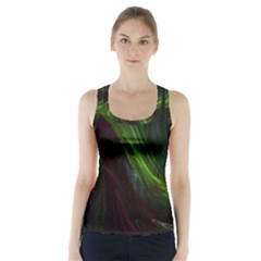 Underyourspell Racer Back Sports Top