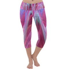 Prettyinpink Capri Yoga Leggings