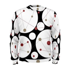 Decorative circles Men s Sweatshirt