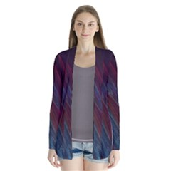 Joyful Drape Collar Cardigan