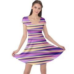 Abstract1 Copy Cap Sleeve Dresses