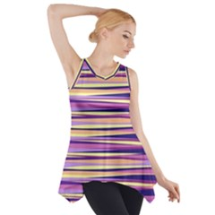 Abstract1 Side Drop Tank Tunic