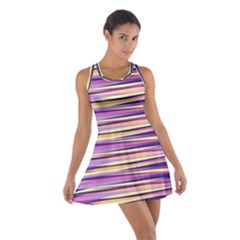 Abstract1 Cotton Racerback Dress
