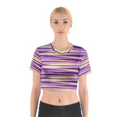 Abstract1 Cotton Crop Top