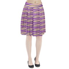 Abstract1 Pleated Skirt