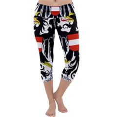Coat of Arms of Austria Capri Yoga Leggings