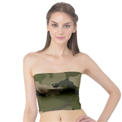 Huntress Camouflage Tube Top