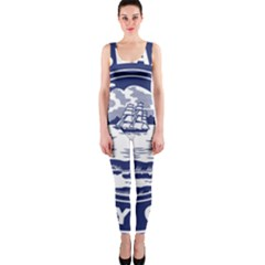 Seal of Buffalo OnePiece Catsuit