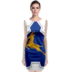 Roundel Of The South African Air Force, 1958 1981 Classic Sleeveless Midi Dress