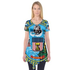 Seal of Chicago Short Sleeve Tunic