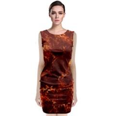Hotlava Classic Sleeveless Midi Dress
