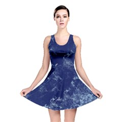 Onstormyseas Reversible Skater Dress