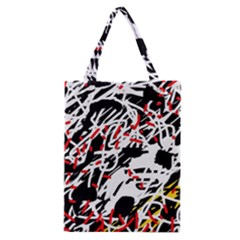 Colorful chaos by Moma Classic Tote Bag
