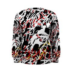 Colorful chaos by Moma Women s Sweatshirt