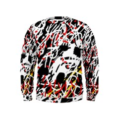 Colorful Chaos By Moma Kids  Sweatshirt