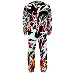 Colorful chaos by Moma OnePiece Jumpsuit (Men)