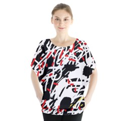 Colorful chaos by Moma Blouse