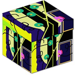 Crazy abstraction by Moma Storage Stool 12