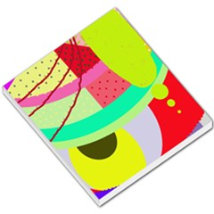 Colorful abstraction by Moma Small Memo Pads