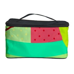 Colorful abstraction by Moma Cosmetic Storage Case