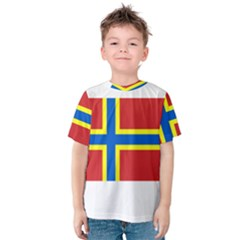 Flag of Orkney Kid s Cotton Tee