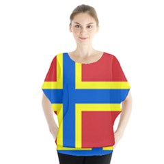 Flag of Orkney Blouse