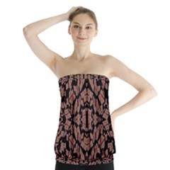 ,i, (3);; Strapless Top