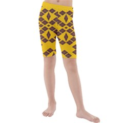 Jggjgj Kid s Mid Length Swim Shorts