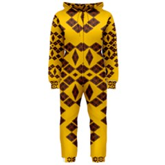 Jggjgj Hooded Jumpsuit (ladies)