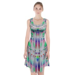 Rainbows In The Moonshine Racerback Midi Dress