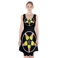 CandyGram Racerback Midi Dress