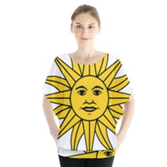 Uruguay Sun Of May Blouse