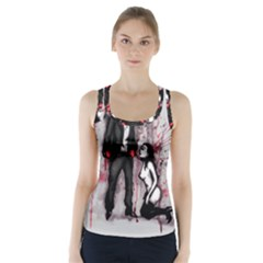 Say Please Racer Back Sports Top