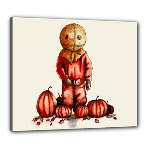Trick R Treat Sam Canvas 24  x 20