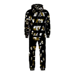Green freedom Hooded Jumpsuit (Kids)