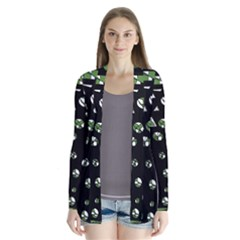 Freedom Drape Collar Cardigan
