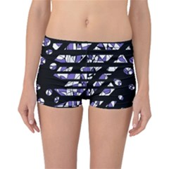 Purple freedom Boyleg Bikini Bottoms