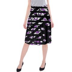 Violet Freedom Midi Beach Skirt